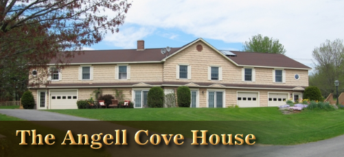 Angell Cove House