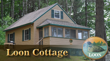 Angell Cove Cottages | Cottage Rentals in Leeds, Maine